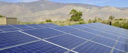 Solar Panels. A Green and Lucrative Investment